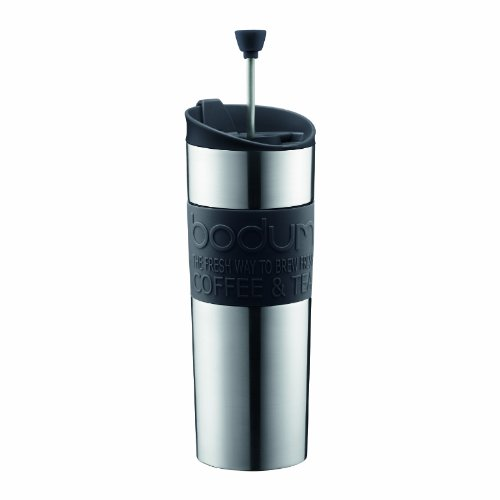 The Bodum Stainless Steel Travel Press