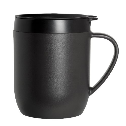The ZYLISS Travel French Press and Coffee and Tea Mug