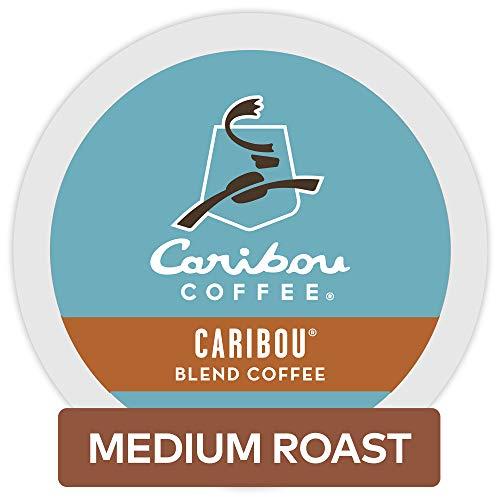Caribou Coffee Blend (Medium Roast) K-Cups