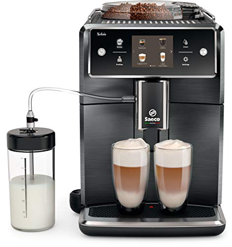 Saeco Xelsis SM7684 Super Automatic Espresso Machine