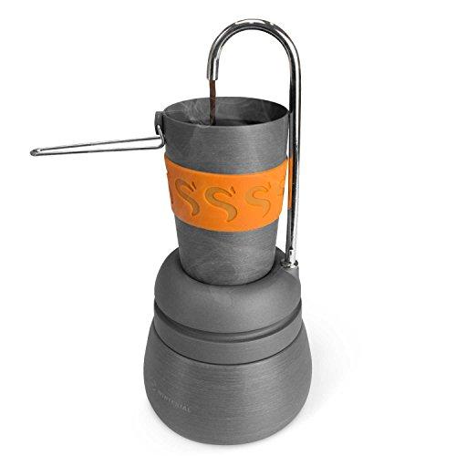 Winterial Compact Percolator Coffee Maker