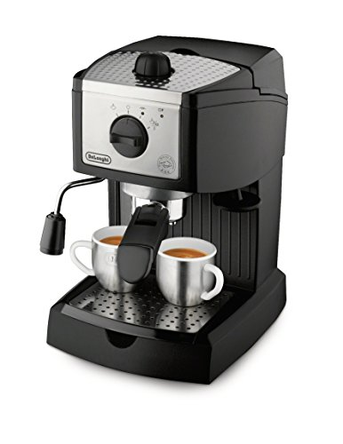 De'Longhi EC155 BAR Pump Espresso and Cappuccino Maker