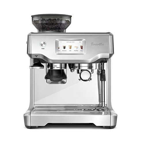 Breville BES88oBSS Barista Touch Espresso Maker