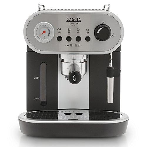 Gaggia RI8525/01 Carezza De LUXE Espresso Machine