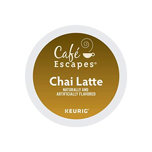 Café Escapes Chai Latte K-Cup Pods