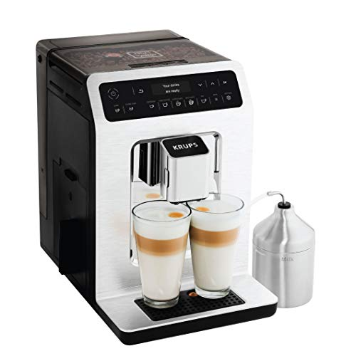 KRUPS EA89 Deluxe One Touch Super Automatic Espresso and Cappuccino Machine