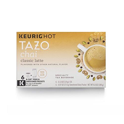 Tazo Classic Chai Latte K-Cup Pods