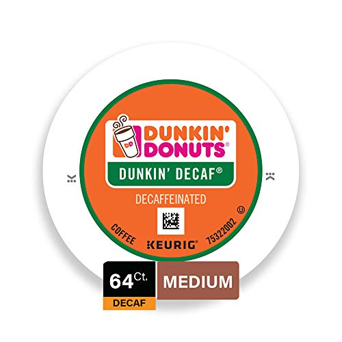 Dunkin' Donuts Original Decaf Blend Coffee K-Cup Pods
