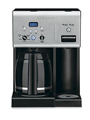 Cuisinart Coffee Plus 12-Cup Programmable Coffeemaker
