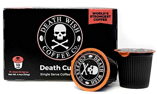 Death Wish Coffee K-Cup Pods