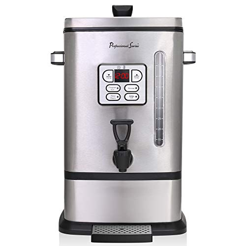 Continental Electric PS-SQ018 Coffee Urn (50-cup)