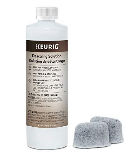 Keurig's Descaling Solution
