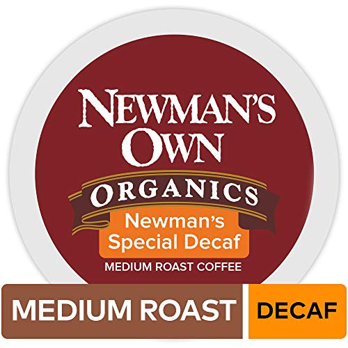 Newman's Own Organics Special Decaf Keurig K Cup Pods