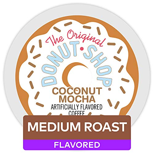 The Original Donut Shop Coconut Mocha K-Cup Pods