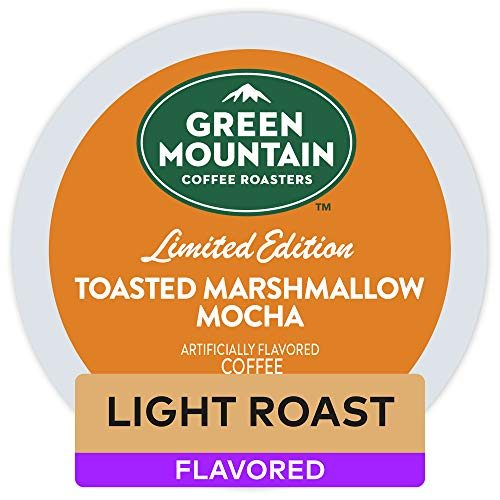 Green Mountain Toasted Marshmallow Mocha K-Cups