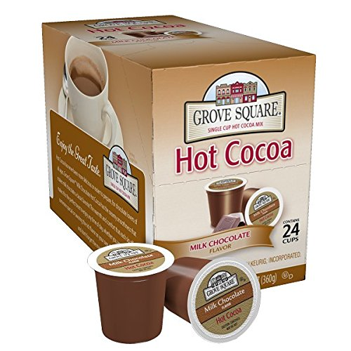 Grove Square Hot Cocoa (Milk Chocolate)