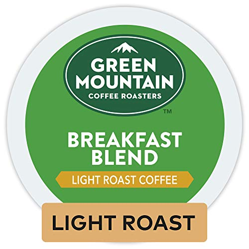 Green Mountain Coffee Roasters Breakfast Blend (Light-Roast)