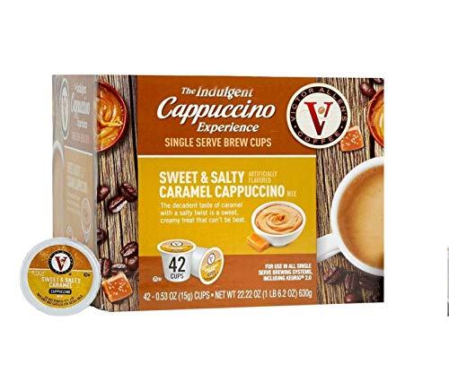 Victor Allen Sweet & Salty Cappuccino K Cups