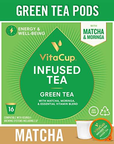 VitaCup Green Tea Coffee Cups