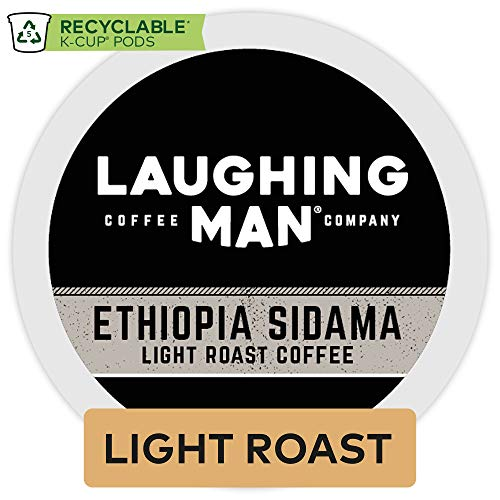 Laughing Man Ethiopia Sidama Single-Serve K-Cups