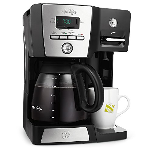 Mr. Coffee Versatile Brew 12-Cup Programmable Coffee Maker