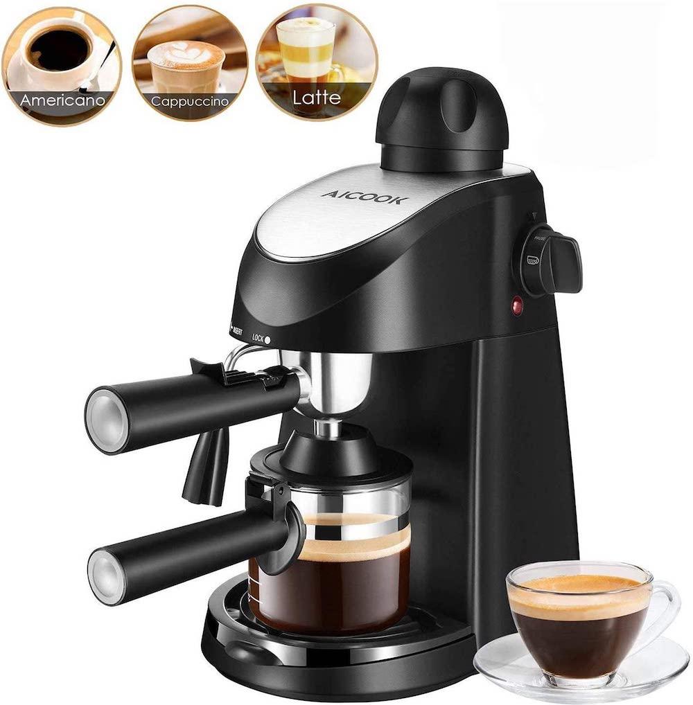 Aicook Manual Espresso Maker