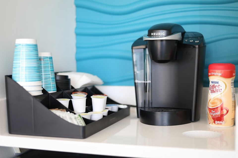An inexpensive Keurig