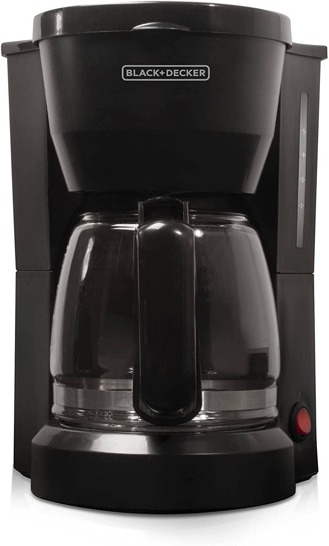 BLACK+DECKER DCM600B 4-Cup Coffee Maker