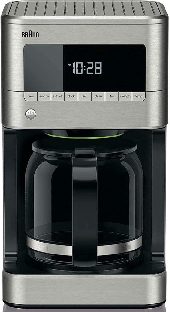 Braun 12-Cup Coffee maker