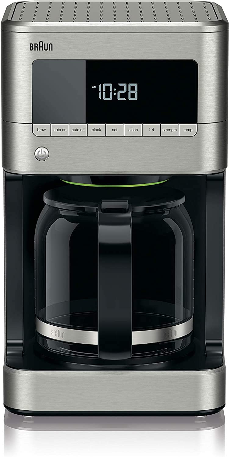 Braun 12-Cup Coffee maker