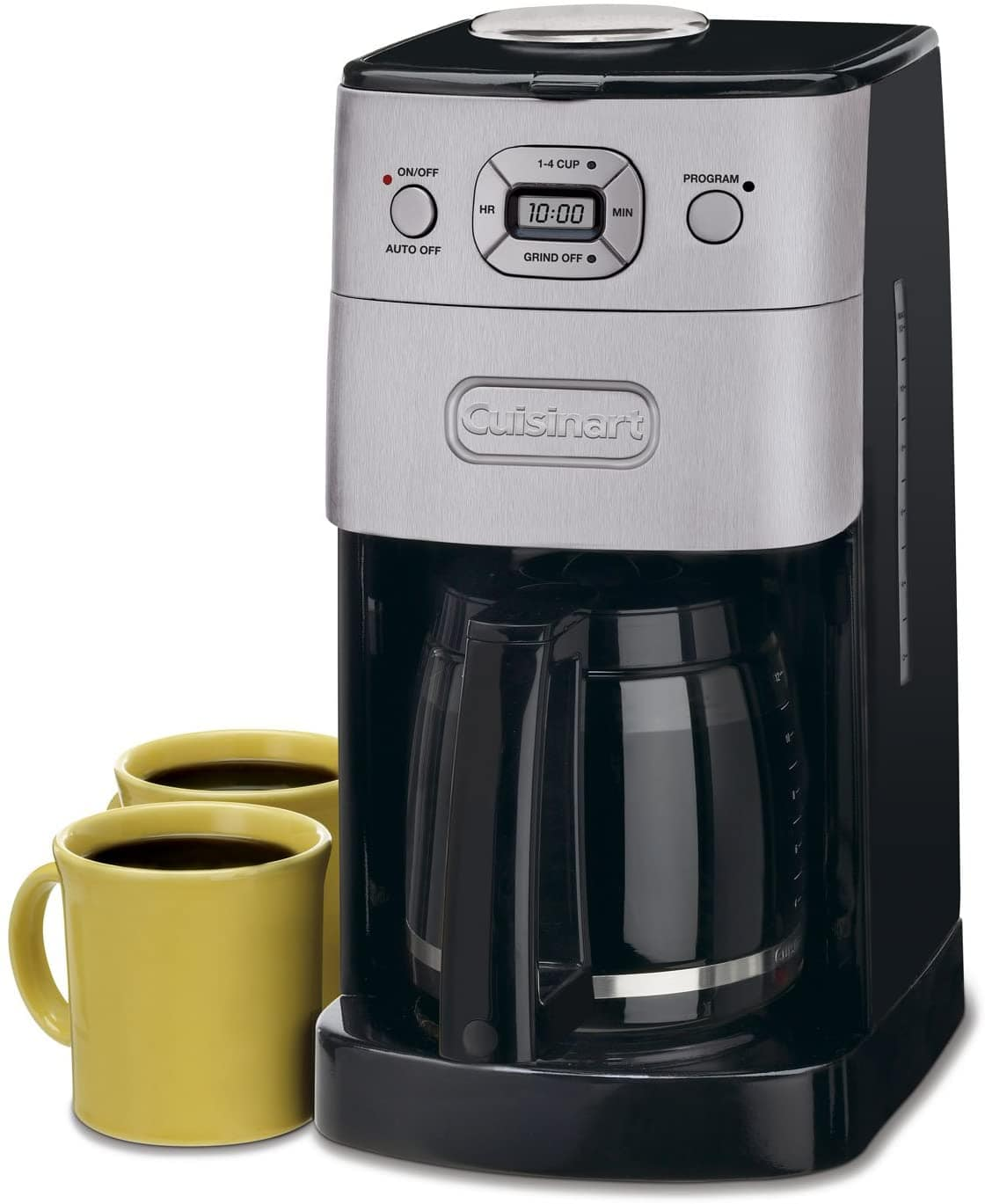 Cuisinart DGB-625BC Grind and Brew