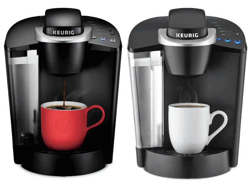 K50 vs K55 Keurig comparison
