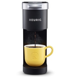 Keurig K mini coffee brewer