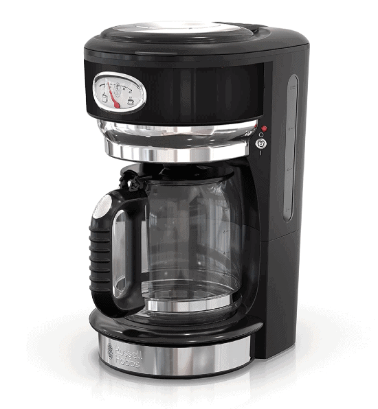 Russell Hobbs Retro 8-Cup Coffee Maker
