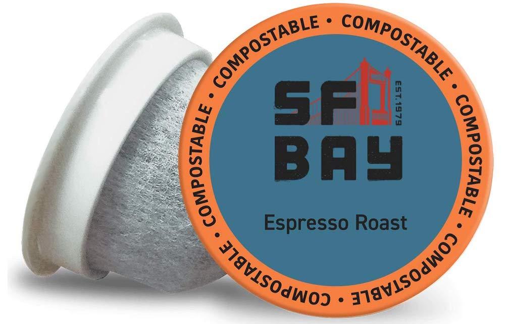 SF Bay espresso K-Cups