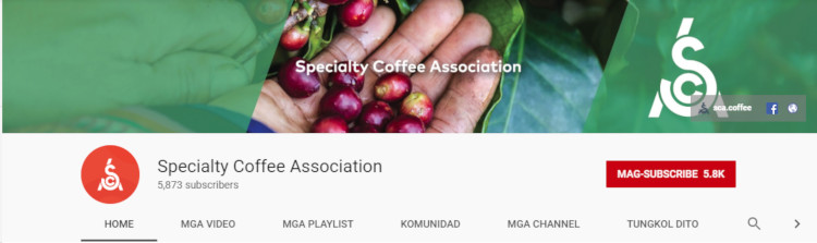 Specialty Coffee Association (of America)