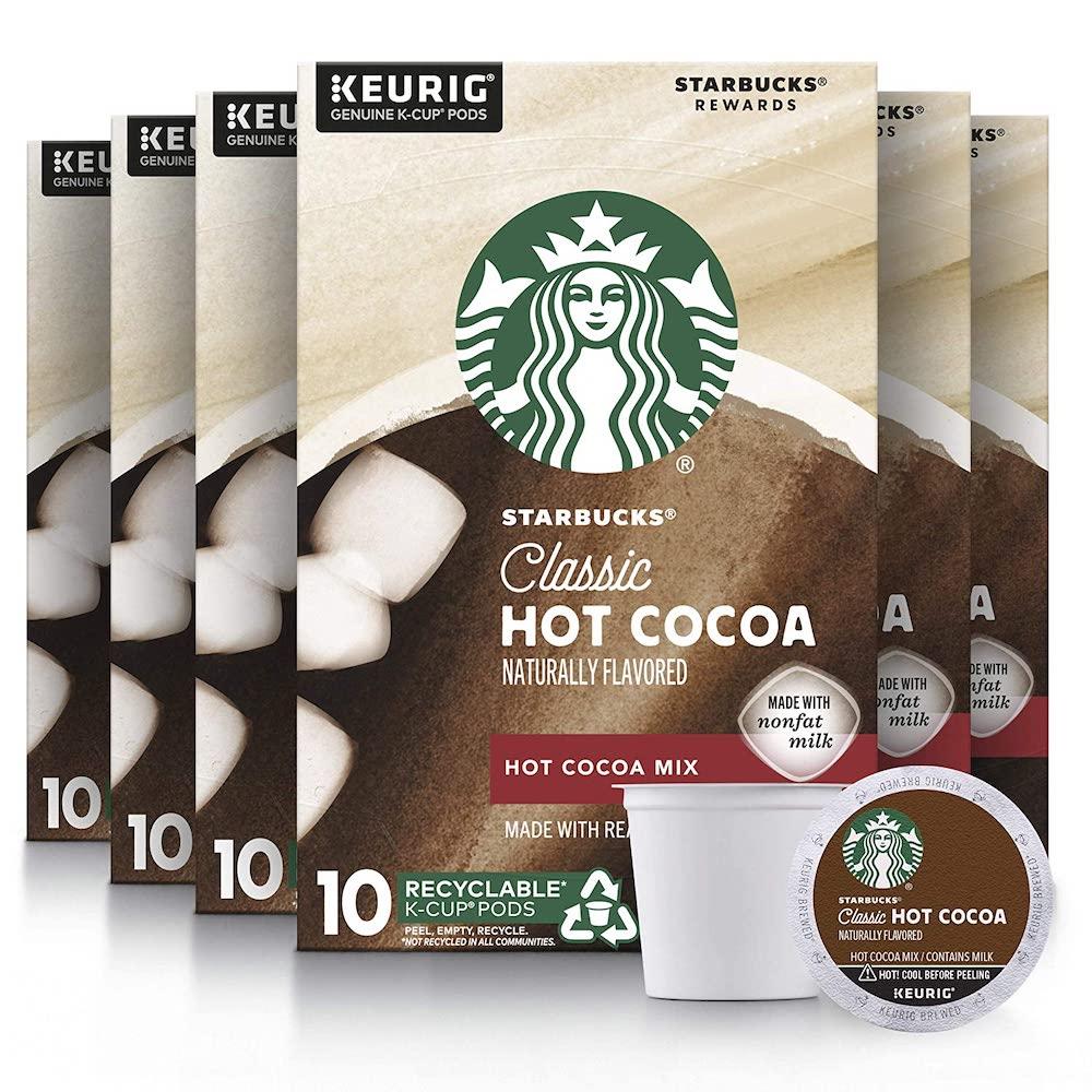 Starbucks Hot Chocolate K-Cups