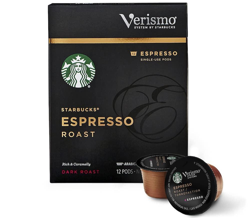 Starbucks espresso roast K-Cups