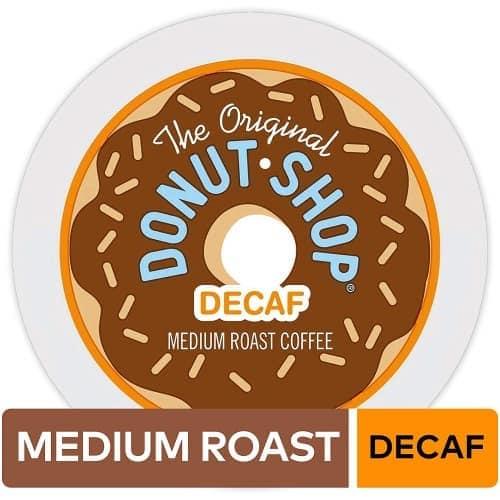 The Original Donut Shop Keurig Single-Serve K-Cup Pods, Medium Roast