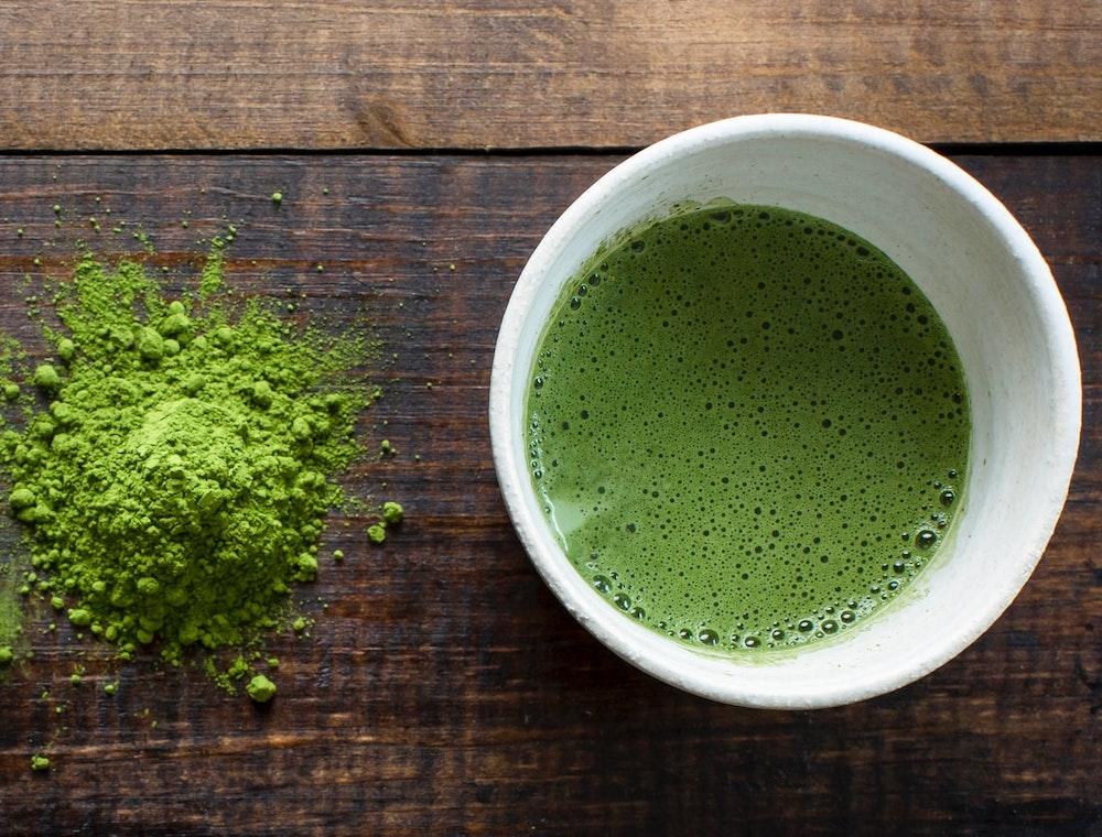 best green tea K-cups