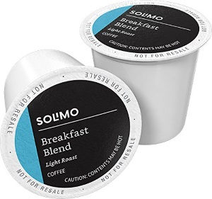 Solimo breakfast K-Cup blend pods
