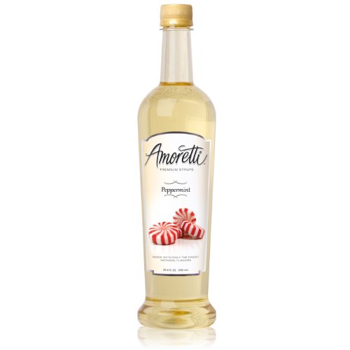 Amoretti Premium Syrup, Peppermint