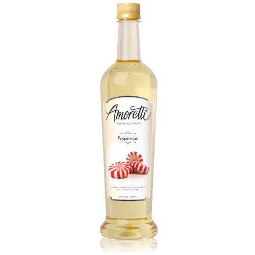 Amoretti Premium Syrup, Peppermint