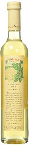 D'arbo Syrup Single Bottle (Elderflower)