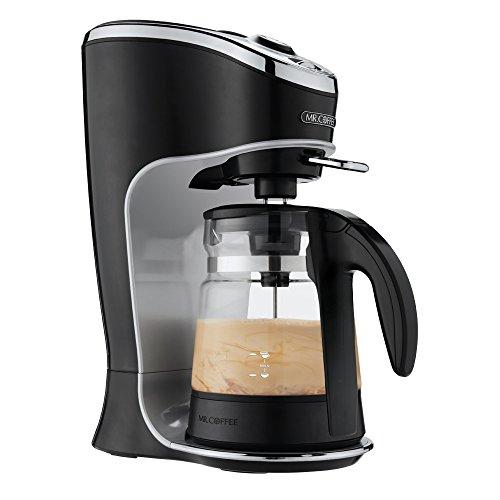 Mr. Coffee Automatic Café Latte Maker