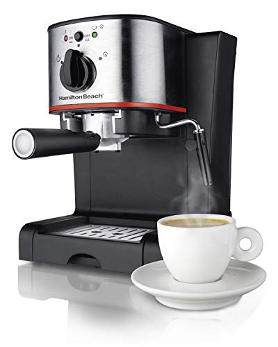Hamilton Beach Espresso, Latte and Cappuccino Machine (40792)