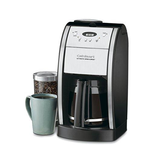 Cuisinart 12-Cup Grind & Brew Coffeemaker