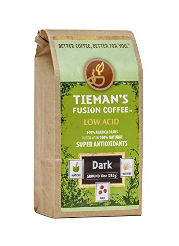 Tieman's Fusion Roast, Low Acid Medium Roast