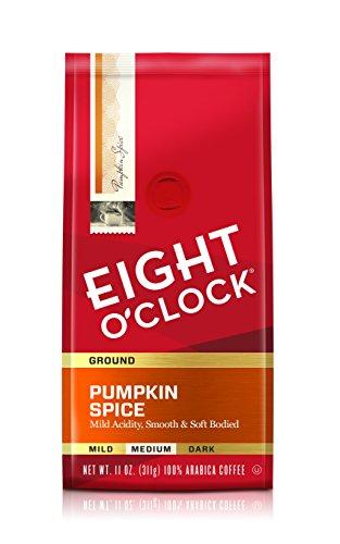 Eight O'Clock Ground Coffee, Pumpkin Spice