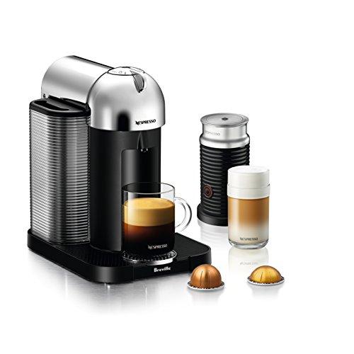 Nespresso Vertuo Evoluo Coffee and Espresso Machine with Aeroccino